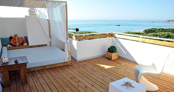 Boutique Hotel Terramarina Beach Club**** de La Pineda