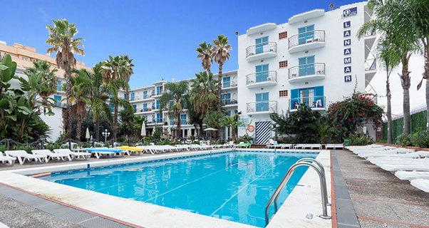Hotel Planamar*** de Malgrat de Mar