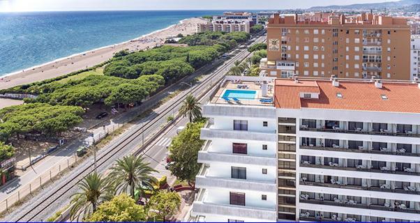 Hotel Tropic Park**** de Malgrat de Mar