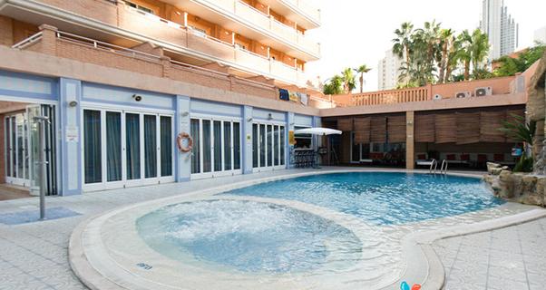 Hotel Tropic Relax*** de Benidorm