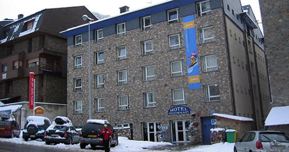 Hotel Somriu Vall Ski*** de Canilló