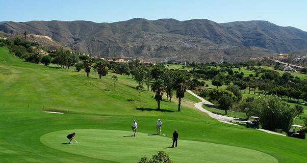 Vincci Seleccion Envia Almeria Wellness & Golf***** de Vícar