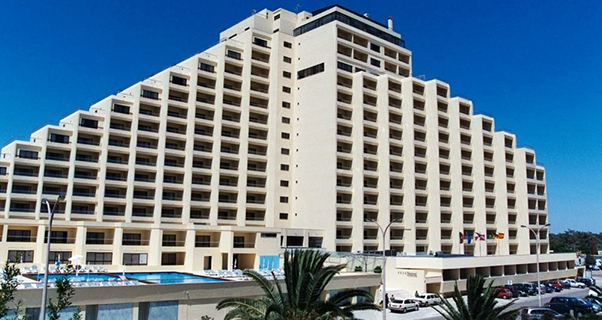 Hotel Atismar*** de Quarteira