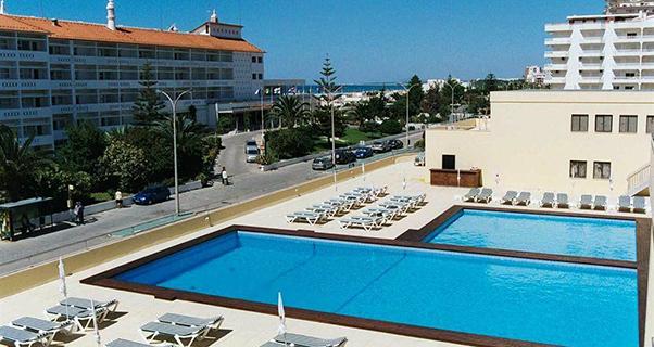 Hotel Yellow Praia Monte Gordo**** de Monte Gordo