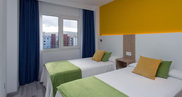 Aparthotel Acuasol**** de Peñíscola