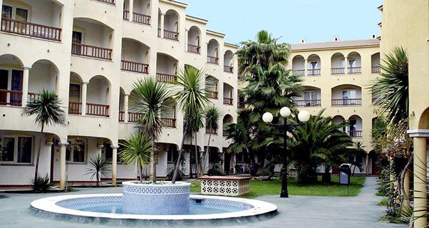 Aparthotel ZT Jardines del Plaza*** de Peñíscola