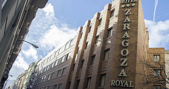 Hotel Zaragoza Royal*** de Zaragoza