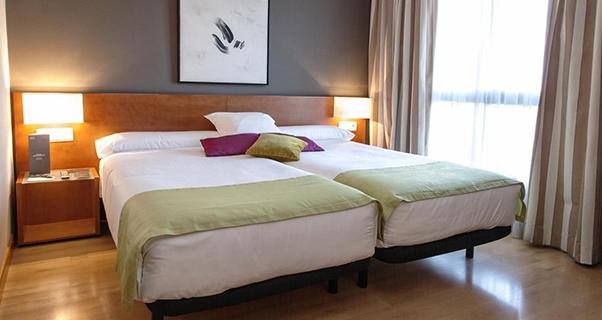 Hotel Zenit Don Yo**** de Zaragoza