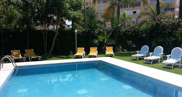 Hotel Arcos de Montemar*** de Torremolinos